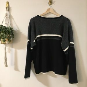Vintage Sweaters - Striped Sweater